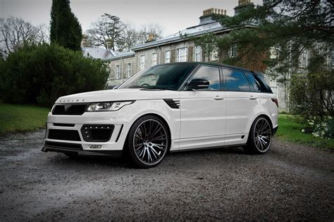 modified range rover sport official range rover sport by aspire design gtspirit
