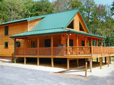 Cabin Rentals Shenandoah Valley by Log Cabin Luray Shenandoah Valley Vrbo