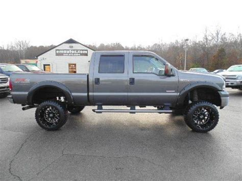 ford super duty truck bed for sale www emautos com one owner just lifted 2005 ford f 250