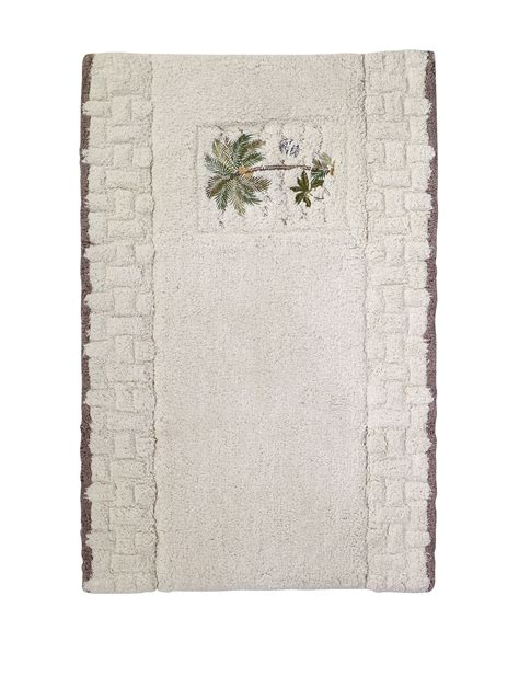 Avanti Bath Rugs Avanti Colonial Palm Collection Bath Rug Stage Stores