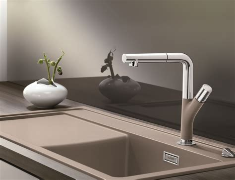 contemporary kitchen sinks beautifully shaped individualists blanco