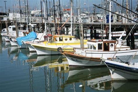 san francisco boat boats and reflections fisherman s wharf