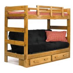 Bunk Bed With Futon Wood Futon Bunk Bed Plans Pdf Woodworking