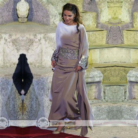 Farah Dress Silver Gamis Muslim silver muslim prom dresses beaded sash evening dresses kaftan arabic dress islamic