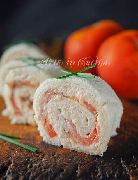 cucinare i pomodori rotolini con mousse di tonno e pomodori freddi arte in