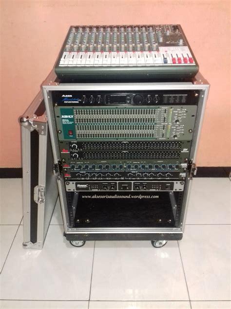 Rak Aksesoris Sound System aksesoris audio sound system satu set aksesoris audio
