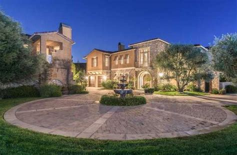 stars homes celebrity homes for sale this week