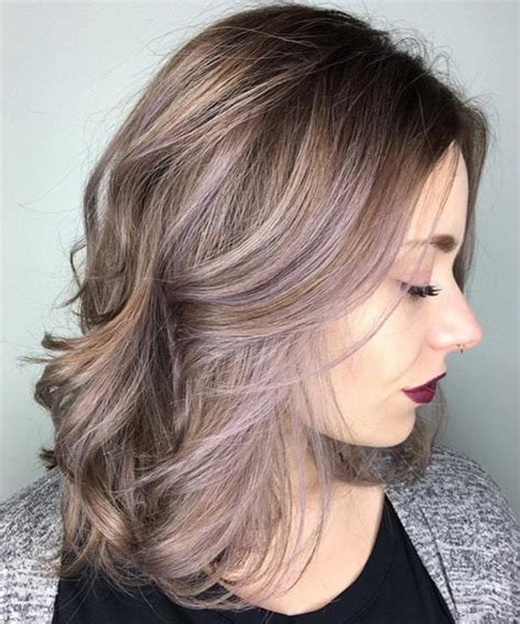 cute hairstyles and colors modern super hot medium hairstyles with cute hair color