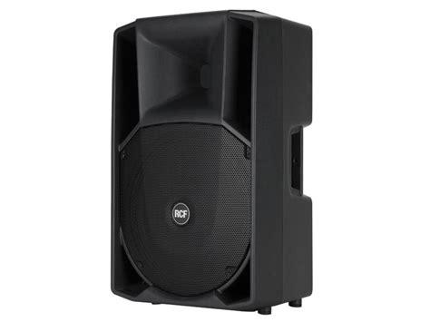 Speaker Simbadda Cst 01 Rms 38 Watt rcf art412a mk2 800 watt peak 400 watt rms 12 inch 1 quot active two way speaker new rcf13 art412a mk2