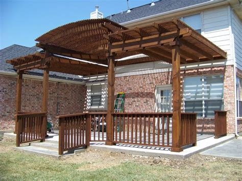 terrasse zaun 60 best images about pergola design ideas on pinterest