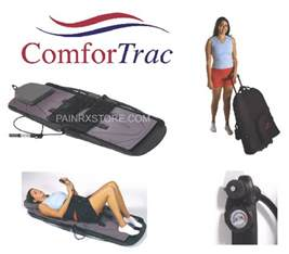 spinal traction at home comfortrac home lumbar traction unit lumbar traction device