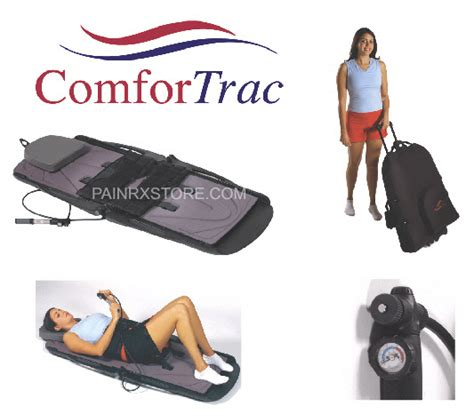 comfort trac cervical comfortrac home lumbar traction unit lumbar traction device