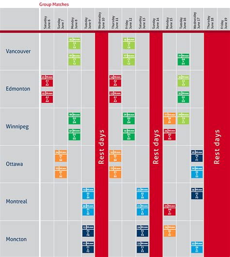 printable schedule world cup 2015 search results for womens fifa world cup schedule 2015
