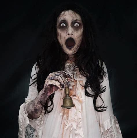 video film horor pengabdi setan makeup tutorial paling menyeramkan ala ibu di film horor