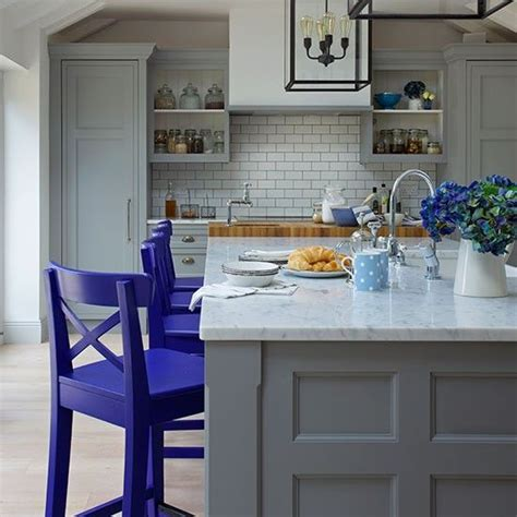 yellow and grey kitchen decorating housetohome co uk traditional grey and blue shaker kitchen kitchen