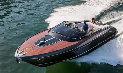 speed boat riva s latest speedboat is a luxurious monster highsnobiety
