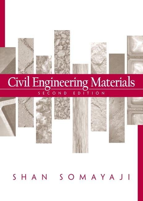 Somayaji Solutions Manual For Civil Engineering Materials