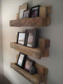 Wood Ladder Bookshelf Plans by Pallet Shelves 101 Pallets Part 8