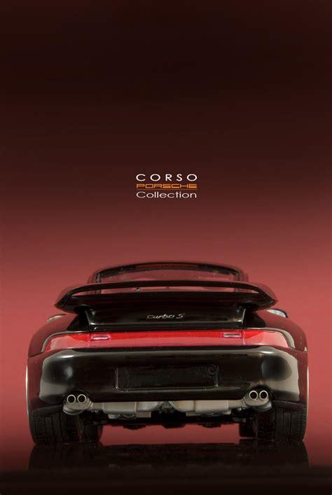 UT Models Porsche 911 (993) Turbo S Black by AMAD Modelcarforum