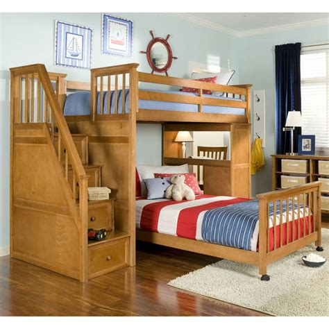 Bunk Beds With Desk For Boys 15 Ideas Of Boys Bunk Beds