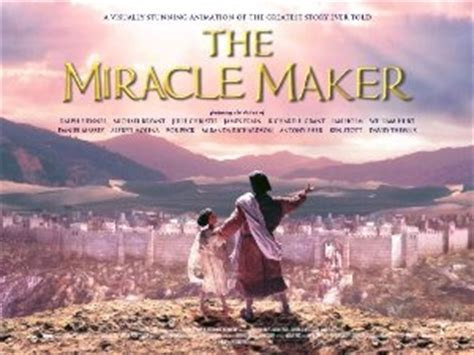 The Miracle Maker Free Bible The Miracle Maker 1999
