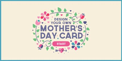 mother s day designs design your own mother s day e card e learning heroes