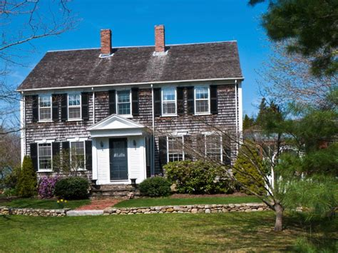 cap cod house cape cod style homes hgtv