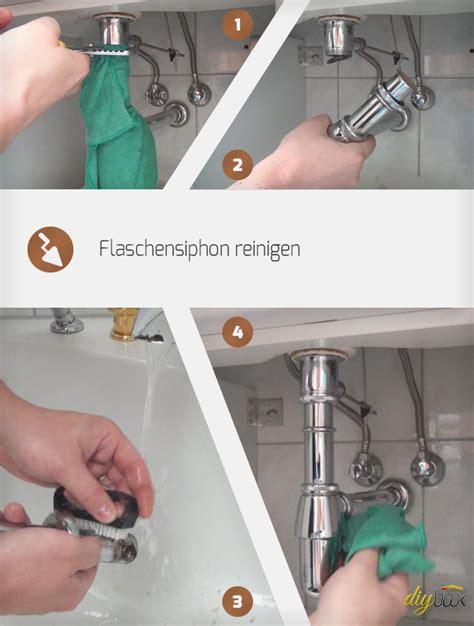 Waschbecken Siphon Reinigen by Waschbecken Siphon Reinigen Der Flaschensiphon