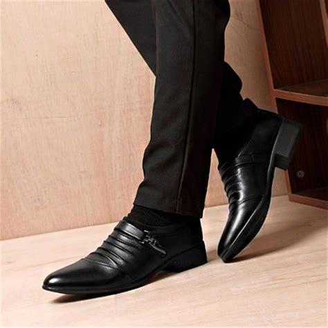 dress shoe 2018 aliexpress buy 2018 dress shoes brown wedding shoes winter pointed toe flat