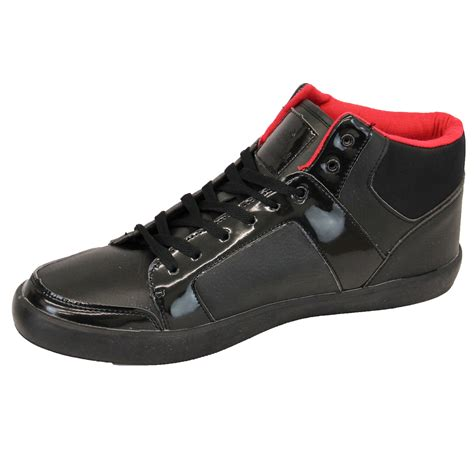 ecko boots for mens trainers ecko sneakers shoes hi top lace up designer
