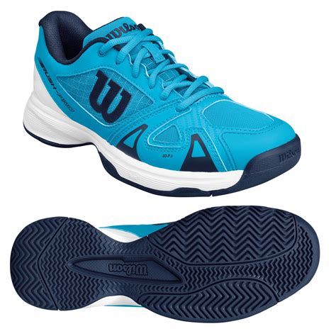 wilson tennis shoes wilson pro 2 5 junior tennis shoes