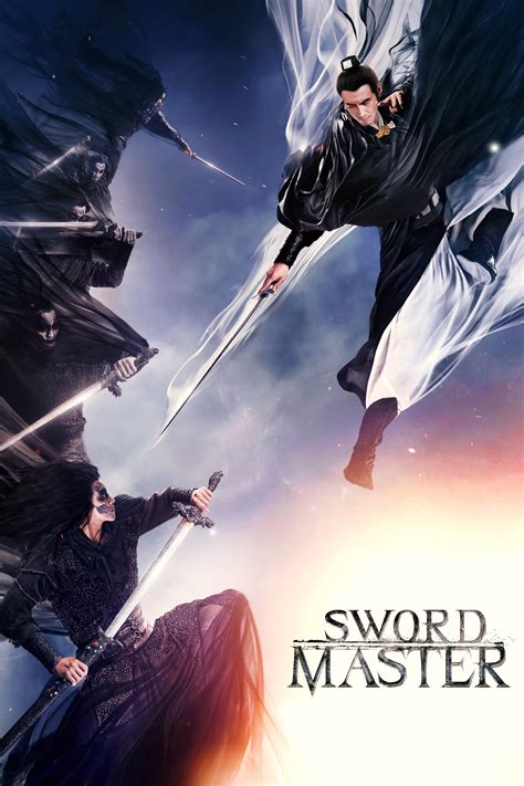 Dvd With Sword 2016 sword master 2016 posters the database tmdb