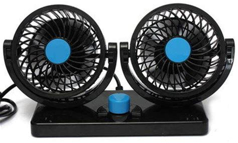 in car fan 10 best 12v car fans for dashboard or windscreen fixing
