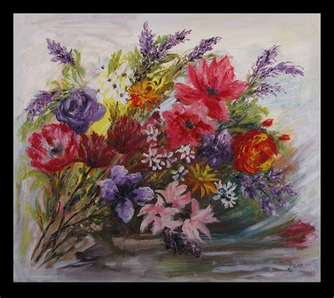 fiori quadri quadri fiori