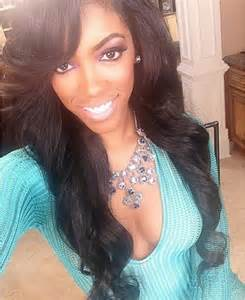 weaving hair by porcha rhoa quot the real housewives of atlanta s quot porsha williams