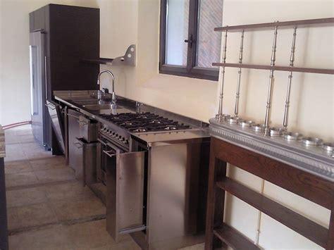 meuble cuisine en inox ameublement inox meuble de cuisine inox hotte de cuisine