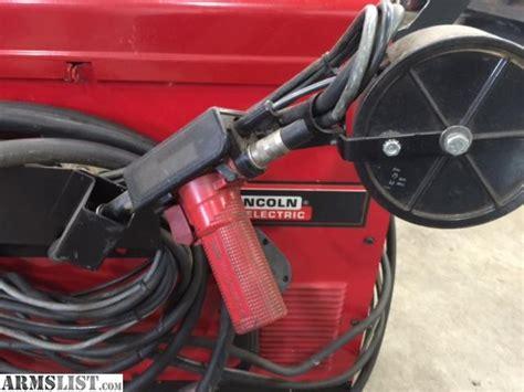 aluminum spool gun for lincoln welder armslist for sale trade welder lincoln powermig 200