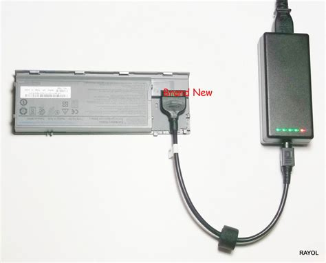 dell laptop battery and charger external laptop battery charger for dell kd489 kd491 kd492