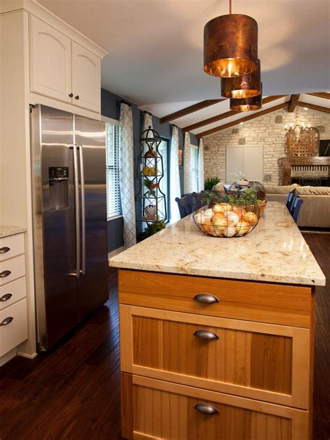 islands in small kitchens beautiful pictures of kitchen islands hgtv s favorite