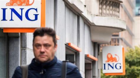 bank ing belgium bank ing to slash 7 000 branches ctv news