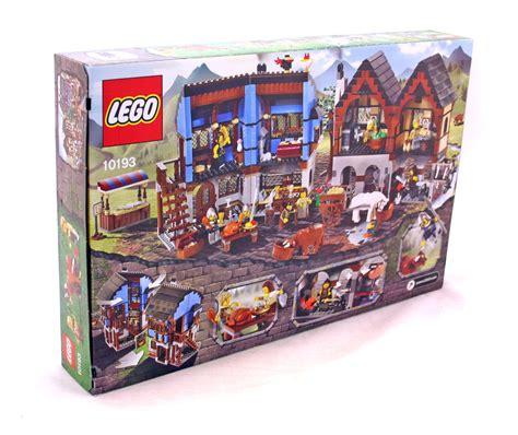 Lego 10193 Market market lego set 10193 1 building sets