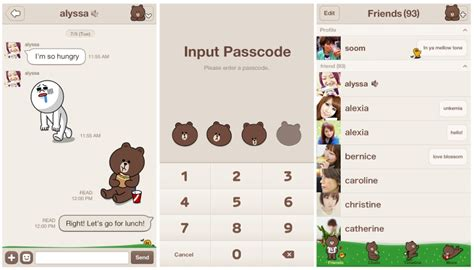 theme line new version line app wins with new features hype malaysia