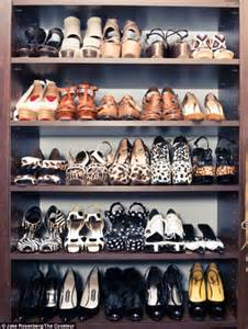 Online Garage Designer Kourtney Kardashian Lets The Coveteur Peek Into Her Closet