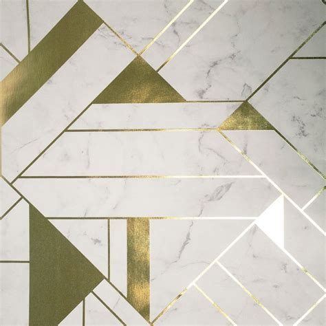 crown wallpaper mayfair luxe islington gold white