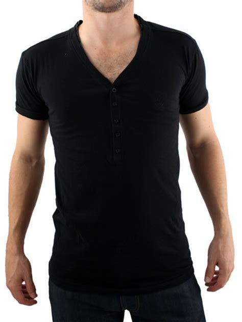 Kaos T Shirt I Believe Pria modello v neck plain shirt