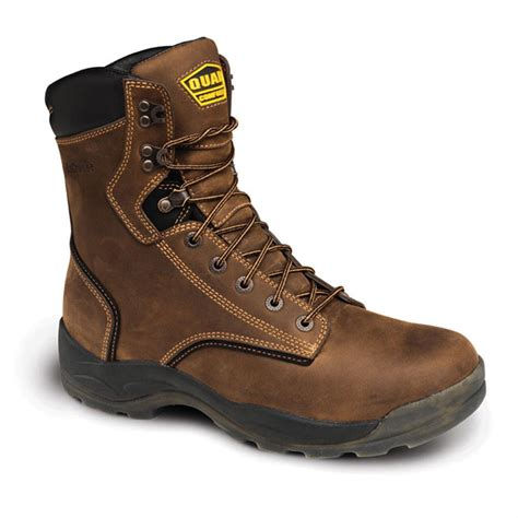 comfortable steel toe work boots men s lacrosse 174 quad comfort series 4x8 steel toe work