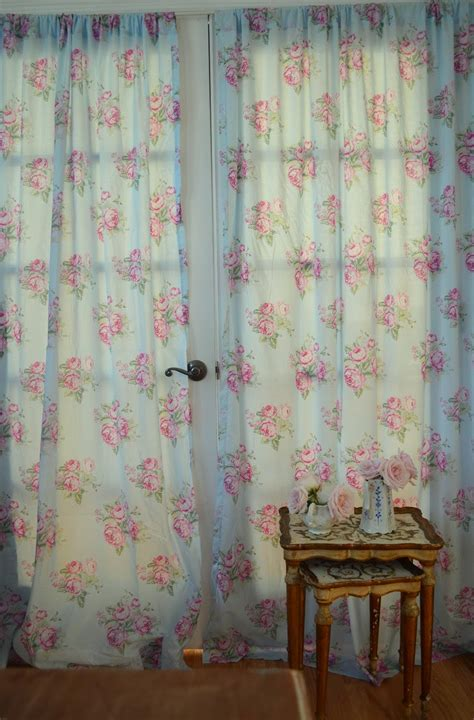 shabby chic curtains at target home design ideas