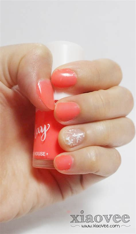 Etude Play Nail xiao vee etude house play