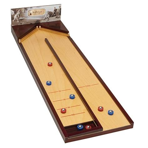 Mini Shuffleboard Table by 17 Best Images About Indoor On Plays