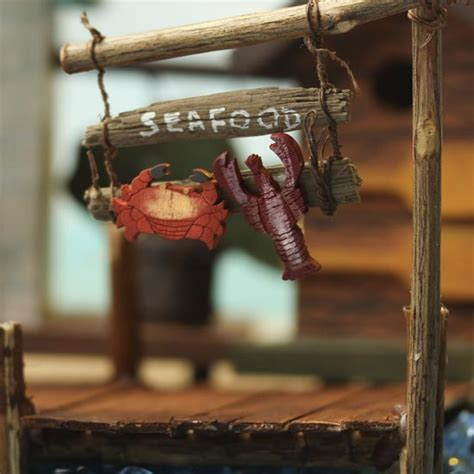 Lobster Decor by Miniature Lobster And Crab Coastal Decor Home Decor